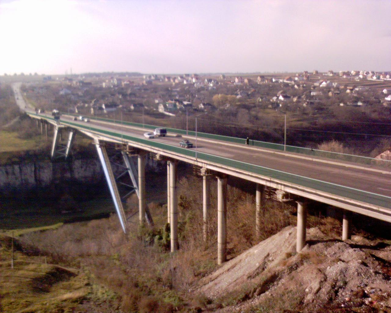 Мост Бегущая лань